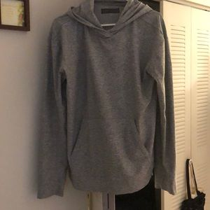 Outdoor Voices Gray CloudKnit Hoodie (Men's)
